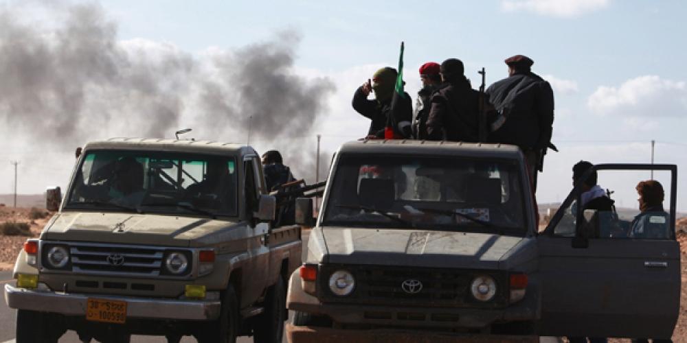 نقش عوامل خارجی در بحران لیبی