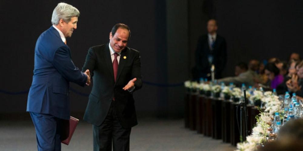 گفتگوی استراتژیک مصر و آمریکا؛ اهداف و پیامدها