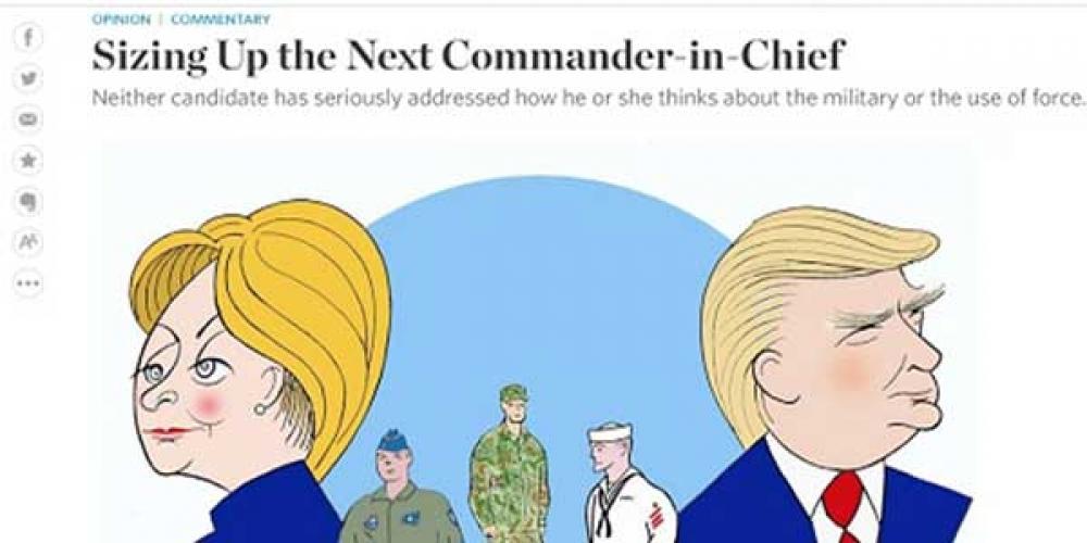از ایران تا پوتین؛ چهار چالش دفاعی پیش روی رییس جمهوری بعدی آمریکا