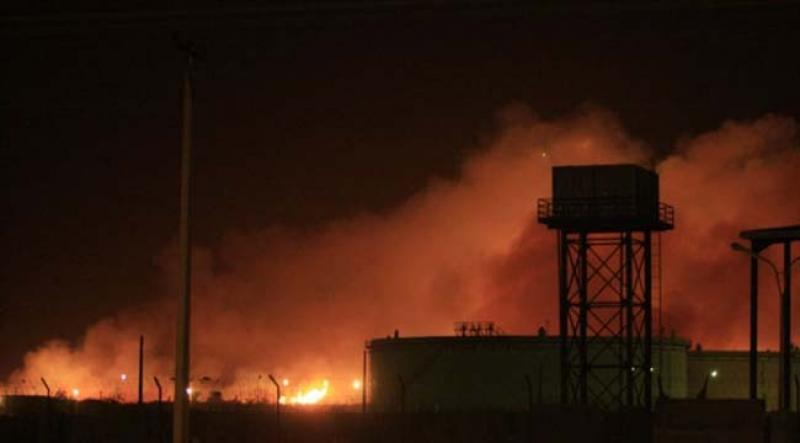 حمله اسرائیل به کارخانه اسلحه سازی سودان-5