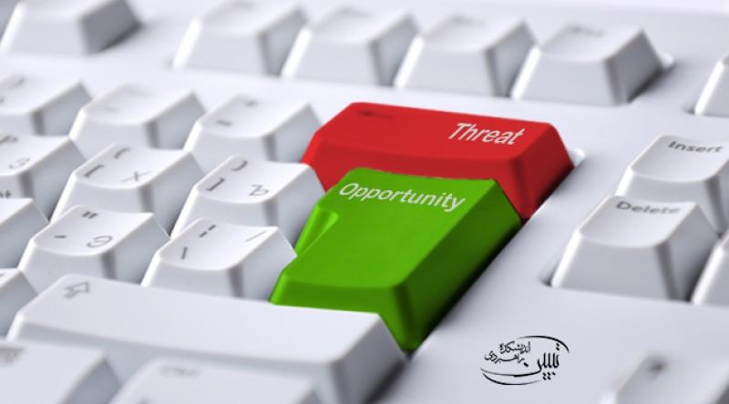 فرصتها و تهدیدهای فضای مجازی