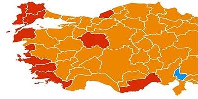 ترکیه در حال تجزیه شدن است و به زودی مرزهایش تغییر خواهد کرد