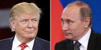 احتیاط پوتین در رابطه با ترامپ