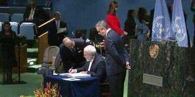 نشست بررسی توافق پاریس در اندیشکده راهبردی تبیین