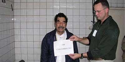 روایت «مامور سیا» از جلسات بازجویی «صدام»