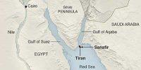 بررسی واگذاری جزایر تیران و صنافیر و تأثیر آن بر روابط مصر و عربستان