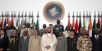ائتلاف اسلامی ضد تروریسم در روند الگوی تهاجمی عربستان