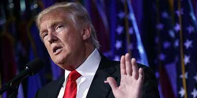ترامپ با گذاشتن 4 شرط، تعلیق تحریمهای هستهای را تمدید کرد