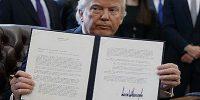 فرمان ترامپ به ارتش جهت آماده شدن برای جنگ جهانی