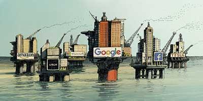 ارزشمندترین منبع دنیا دیگر نفت نیست، دادههاست