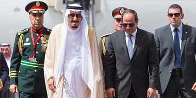 281 - سفر السیسی به عربستان سعودی، دلایل و پیامدها