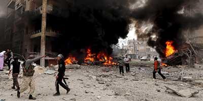 جنگ کفتارها در غوطه شرقی دمشق؛دلایل و فرصتها