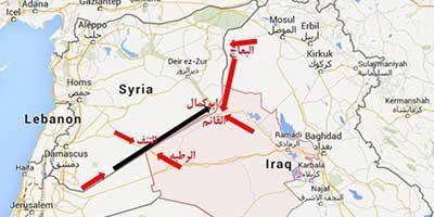 94 400x200 - آمریکا و نبرد بر سر مرزهای عراق و سوریه؛ دلایل و پیامدها