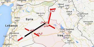 آمریکا و نبرد بر سر مرزهای عراق و سوریه؛ دلایل و پیامدها