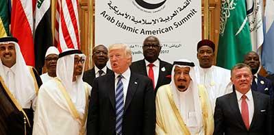 ارزیابی  روابط آمریکا و عربستان سعودی از منظر تبادلات اقتصادی