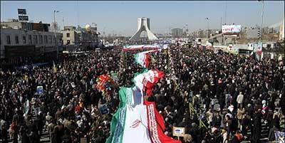 بررسی نقش و جایگاه مردم در ارتقای اقتدار منطقهای ایران