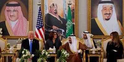 ریاض 400x200 - سفر ترامپ به ریاض و چشمانداز طراحی آمریکایی – سعودی