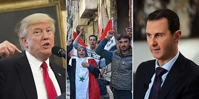سوریه  400x200 - نگاه ترامپ به مسائل اساسی بحران سوریه