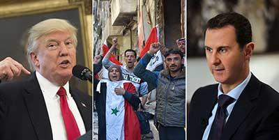 نگاه ترامپ به مسائل اساسی بحران سوریه