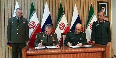 واقعیتهای اتحاد منطقهای ایران و روسیه