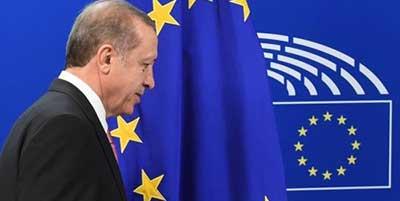 فراز و نشیب مذاکرات عضویت ترکیه در اتحادیه اروپا