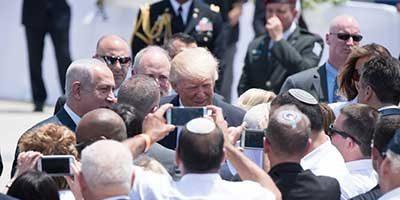3333 400x200 - سفر ترامپ به سرزمین های اشغالی؛ مقدمه شکلگیری سیاست منطقهای ترامپ