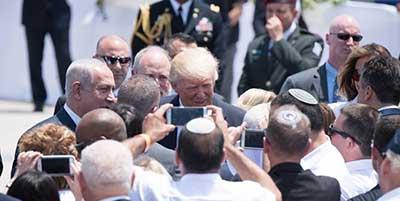 سفر ترامپ به سرزمین های اشغالی؛ مقدمه شکلگیری سیاست منطقهای ترامپ