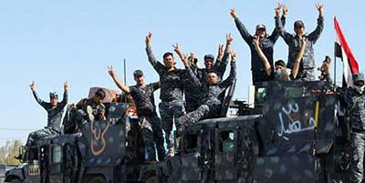 ایران و بازسازی عراق پس از داعش؛ رقبا و موانع