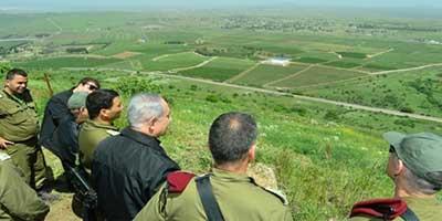 مطلوبیتهای رژیم صهیونیستی در بلندیهای جولان و پیامدهای آن