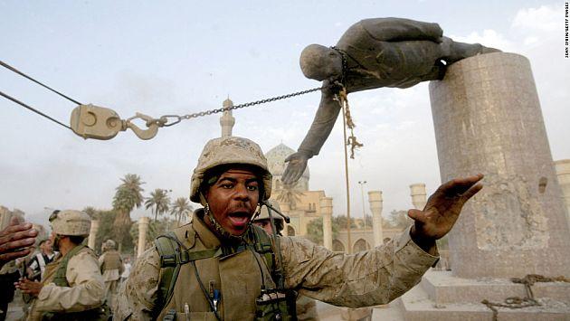 چرا آمریکا در جنگهای خود شکست میخورد؟