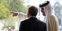 عربستان ترکیه 200x100 - ترکیه، قطر و عربستانِ محمد بن سلمان؛ فرصتهایی برای ایران