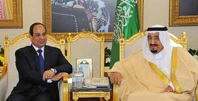 متغیرهای جدید در روابط مصر و عربستان سعودی