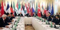 بحران سوریه1 200x100 - بررسی نشستهای مرتبط با بحران سوریه؛ دستاوردها و بازیگران