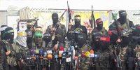 نظامی فلسطین 200x100 - معرفی گروههای نظامی جریان مقاومت فلسطینی