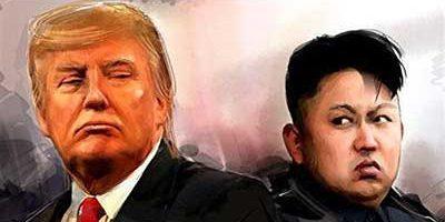 ترامپ کره 400x200 - آپارات/ادبیات بچگانه ترامپ