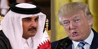موضع آمریکا در قبال بحران قطر؛ پلیس خوب، پلیس بد