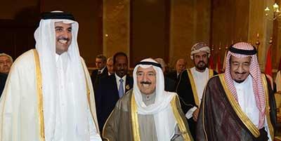 کویت و میانجیگری در مسائل منطقهای
