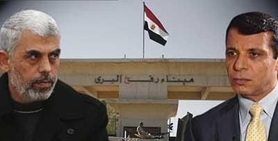 توافق سنوار-دحلان؛ پیوند سناریوهای منطقهای و چالشهای داخلی حماس