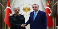 ترکیه 200x100 - سفر سرلشکر باقری به ترکیه؛ اهداف و دیدگاهها