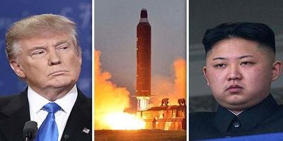 بررسی امکان درگیری نظامی بین آمریکا - کره شمالی  و سناریوهای موجود