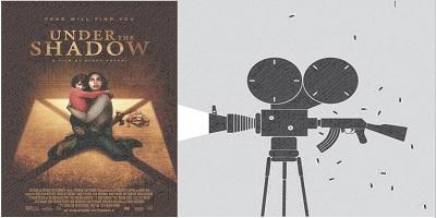 «زیر سایه»، تصویرسازی از جنگ تحمیلی، در ژانر وحشت