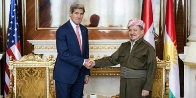 اقلیم کردستان - روابط سیاسی- نظامی اقلیم کردستان عراق با آمریکا