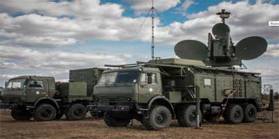 جنگ الکترونیک، جنگ آمریکا و روسیه
