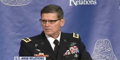 فرمانده ستاد مرکزی آمریکا راهبرد نظامی کشورش در غرب آسیا را تشریح کرد