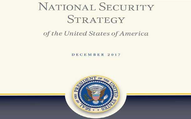 بررسی سند راهبرد امنیت ملی آمریکا