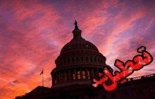اینستاگرام/دعوای دو حزب آمریکا نتوانست بودجه را تصویب کند و دولت تعطیل شد
