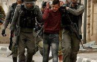 اینستاگرام/ ۳۶۱۴ فلسطینی در سال ۲۰۱۷ دستگیر شدند