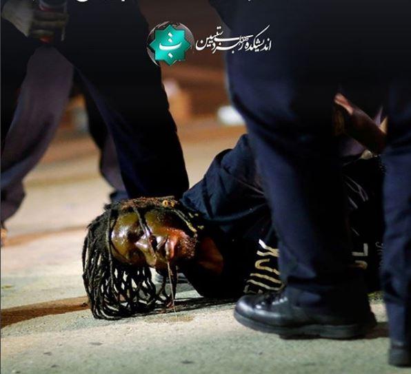 اینستاگرام/ 1000کشته در رزومه یکساله پلیس آمریکا