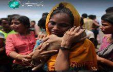 اینستاگرام / شرایط وحشتناک کودکان روهینگیا/ آوارگی 646هزارنفر از مردم..