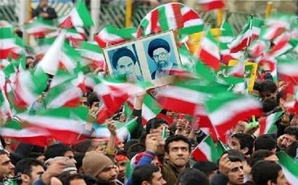 بازتاب راهپیمایی 22 بهمن 96 در رسانه های غربی